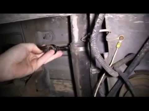 Fuel Pump 1999 Chevy Suburban 1500 - YouTube