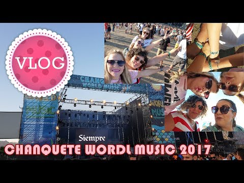 VLOG | Festival Chanquete World Music 2017, Nerja -AnaBBeauty-