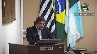 12ª Sessão Ordinária - Vereador Beto Feres