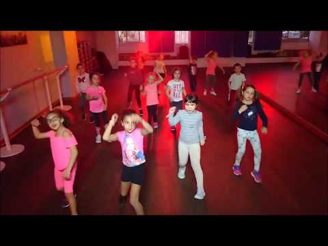 Kids United - Mama Africa - Choréo Zumba Kids Jr By Denis Souvairan Antibes