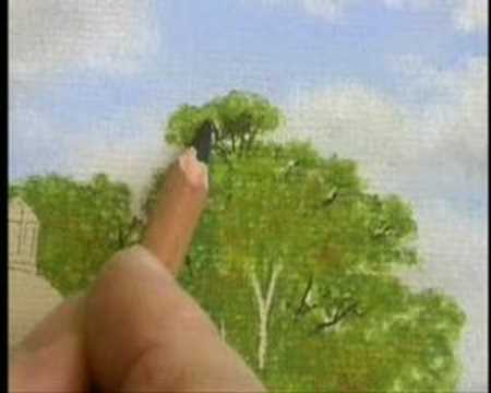 tree detail in pastel pencils youtube