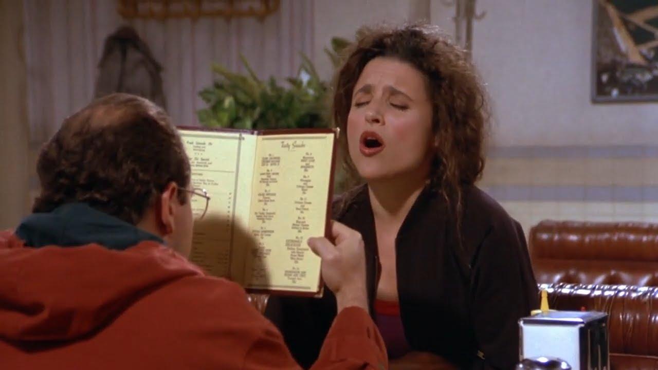 Seinfeld - Elaine Makes Everybody Horny