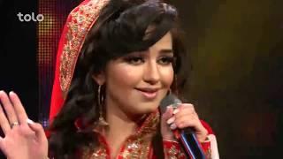 Meena Tajik - Best Song - Helal Eid Concert / مینا تاجکی - آهنگ ناب - کنسرت هلال عید