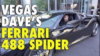 Daily Dave 13: Vegas Dave Gets His Ferrari 488 Spider