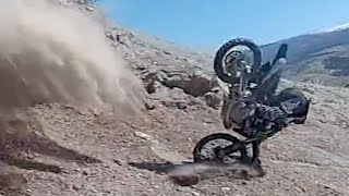 Brutal Motocross Crashes 2016