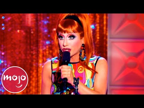 Top 10 Best Bianca Moments On RuPaul's Drag Race