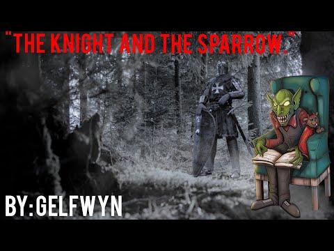 The Knight and the Sparrow- Dark Fantasy Story