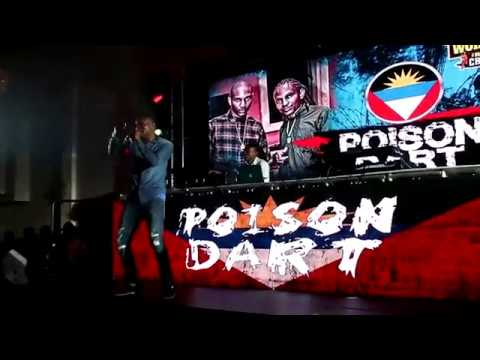 Poison Dart (Antigua) Rounds 2 and 3 at World Clash 2017 Toronto, Canada