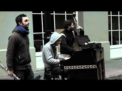 Guerrilla Street Jazz,