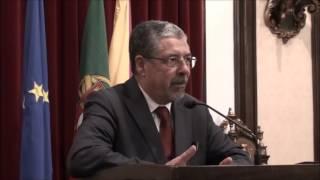 Intervenção de Manuel Machado na Assembleia Municipal de Coimbra de 7/10/2016