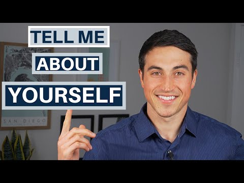 Tell Me About Yourself - How To Answer This in a Real Estate Interview