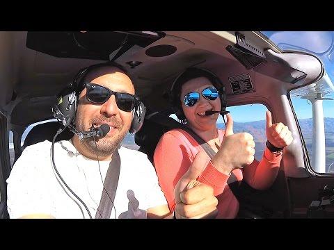 Amerika'da Bir Türk Kadın Pilot: Kuş Uçtu Beybi!