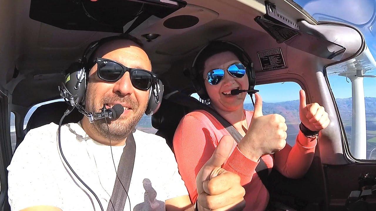 Amerikada nasıl pilot olunur? Cessna 172 incelemesi :)
