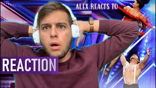 Bad Salsa: India's Viral Dance Duo SHOCKS On America's Got Talent 2020! | REACTION | Alex Reacts |