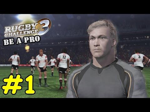 Rugby Challenge 3 - Be A Pro - Nathan Nicholls #1