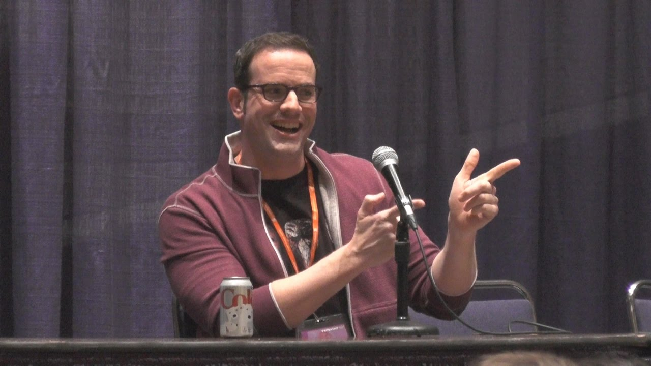 Winter Sac-Anime 2017 ...J Michael Tatum