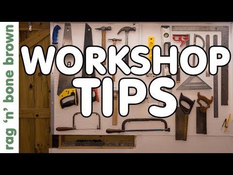 Workshop Tricks & Tips