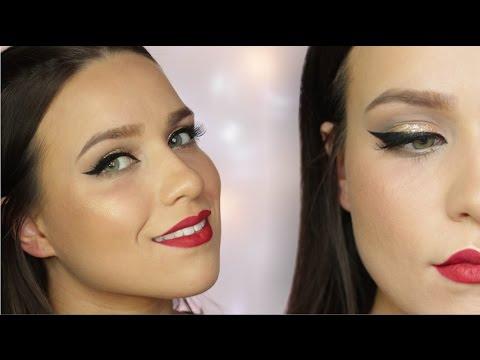 Maquillaje FÁCIL de Fiesta c/Glitter - De Farmacia
