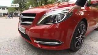 am start: Mercedes B-Klasse | motor mobil