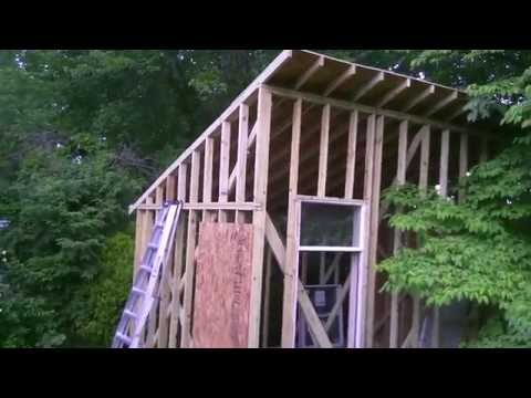 Video 3: Shed music studio DIY