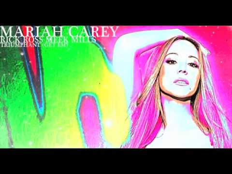 Mariah Carey Rick Ross Meek Mills - Triumphant (Get Em)