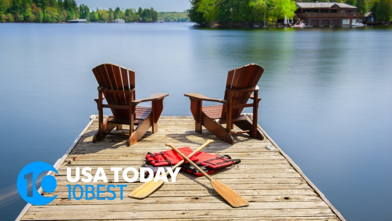 These are America's most affordable lake towns | 10Best