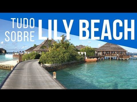 Nosso Hotel Nas Maldivas   Lily Beach Resort & Spa