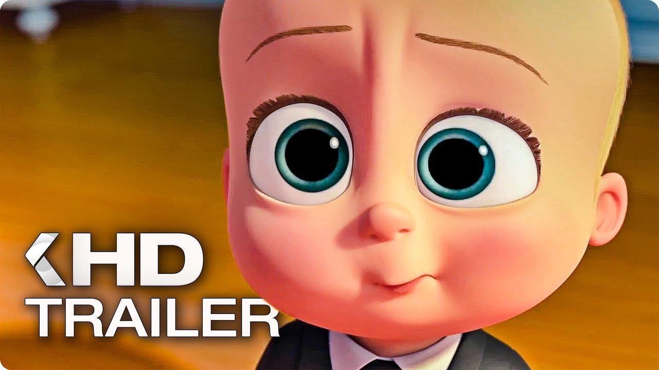 The Boss Baby Trailer 2 German Deutsch 2017 Youtube