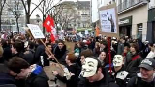 STOP ACTA 2 Köln - 25.02.2012
