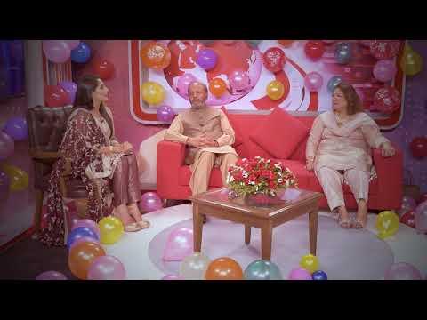 Muhammad Usama Ghazi: Eid Special Show !!! With MPA Sadia Suhail And Famous Businessman Dr. Mohammad Arshad | Khabar Gaam