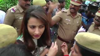 Actress Trisha Explains Her Stand On Jallikattu and PETA – Must Watch