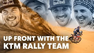 The Countdown to Dakar   Up Front With the KTM Rally Team Part 1