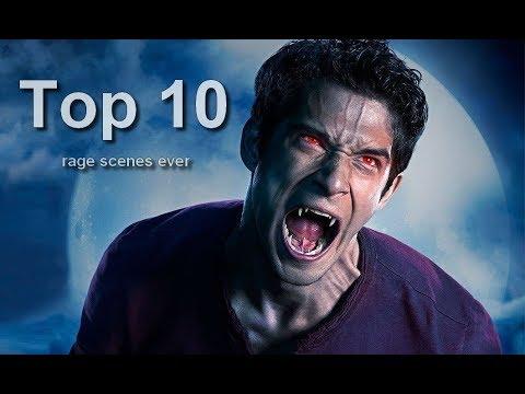 Goodbye Teen Wolf - Top 10 Rage Scenes Ever
