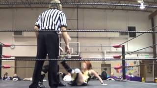 SCW - Dec.1, 2012 - The Lovely Lylah vs. Sunni Daze ***NEW***