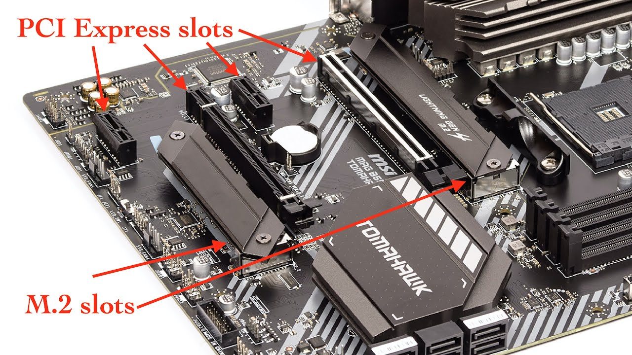 Conflicts When Install M 2 Ssd And Pci Express Know Your Motherboard Youtube