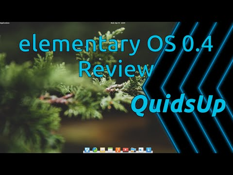 Elementary OS 0.4 Loki Linux OS Review