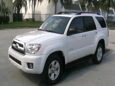 2008 toyota 4runner sr5 v6 4wd youtube. Black Bedroom Furniture Sets. Home Design Ideas