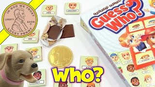 Chocolate Edition Guess Who Game - Butch Can't Resist Chocolate!