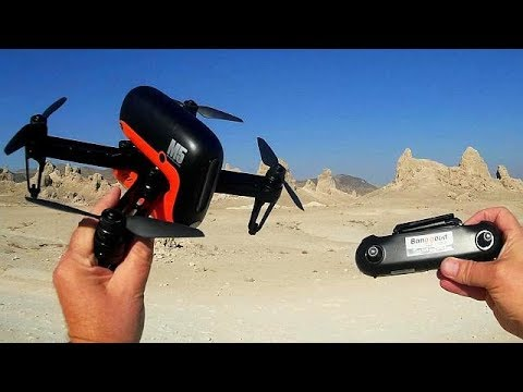 Wingsland M5 Brushless GPS Camera Drone Flight Test Review