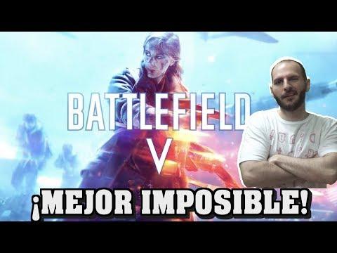 ¡BATTLEFIELD 5 DA LA LECCIÓN PERFECTA A BLACK OPS 4! - Sasel - Battlefield V - EA