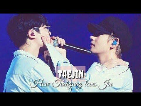 How Taehyung Loves Jin | Taejin/vjin 🌻