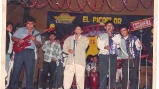 Padre abandonado - Pascualillo y La Nueva Estrella Azul en vivo 1996