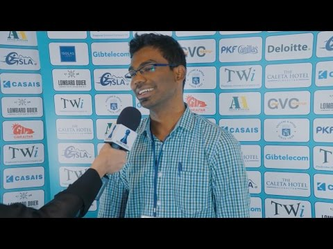 Round 4 Gibraltar Chess post-game interview with S. P. Sethuraman