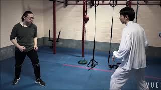武门Wumen:Chinese Martial Arts Gate in Bangor Uni. Kungfu and Taekwondo Club
