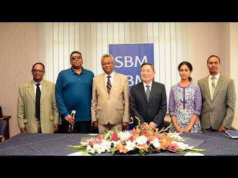 La Global Rainbow Foundation et SBM mettent la technologie au service des handicapés