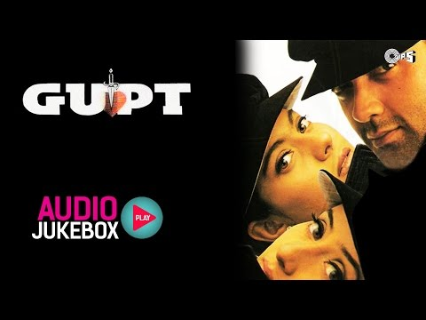 Gupt Jukebox - Full Album Songs - Bobby Deol, Kajol, Manisha, Viju Shah