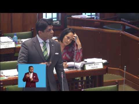 Fijian Minister for Economy response on 2017-2018 Budget Consultations