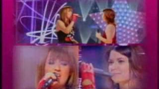 Lucie y Sandy - Si demain (Total eclipse of the heart FR)