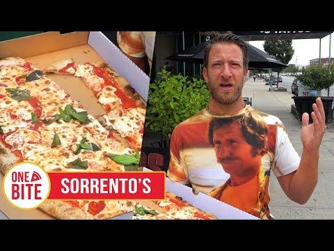 Barstool Pizza Review - Sorrento's (Long Beach, NY)