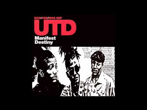 Urban Thermo Dynamics - Manifest Destiny [Full Album]